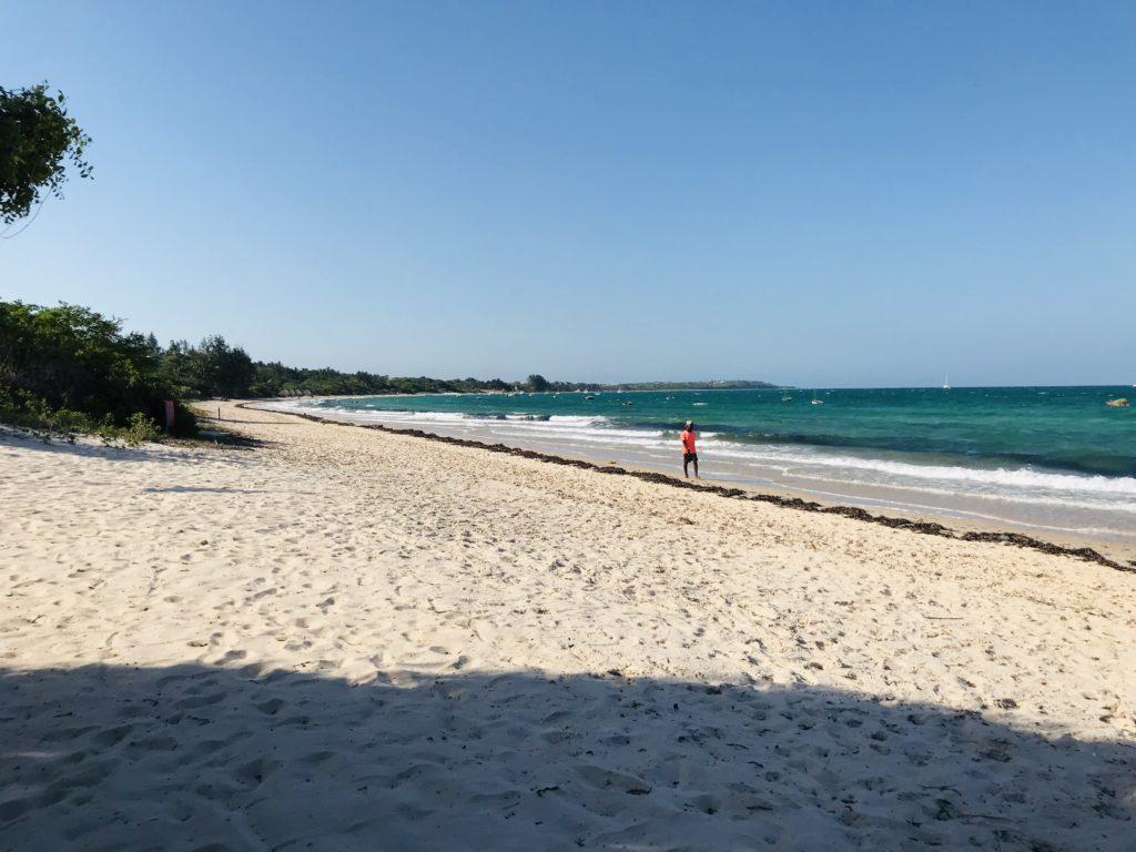 Der Strand von Vilanculos