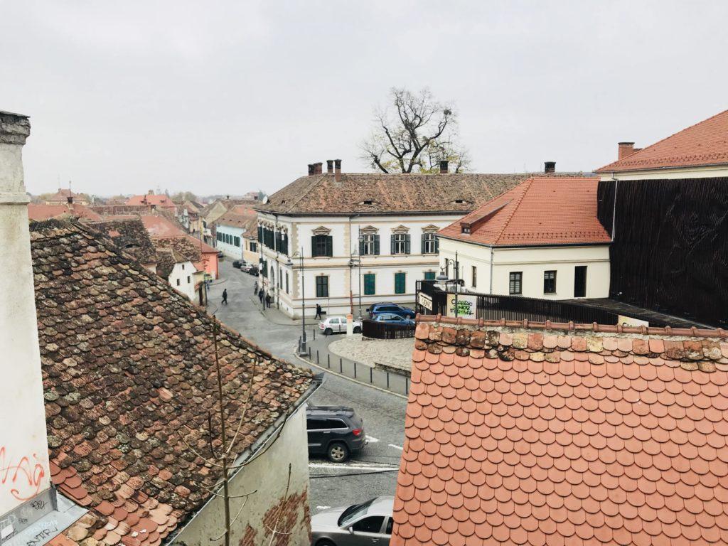Dächer von Sibiu
