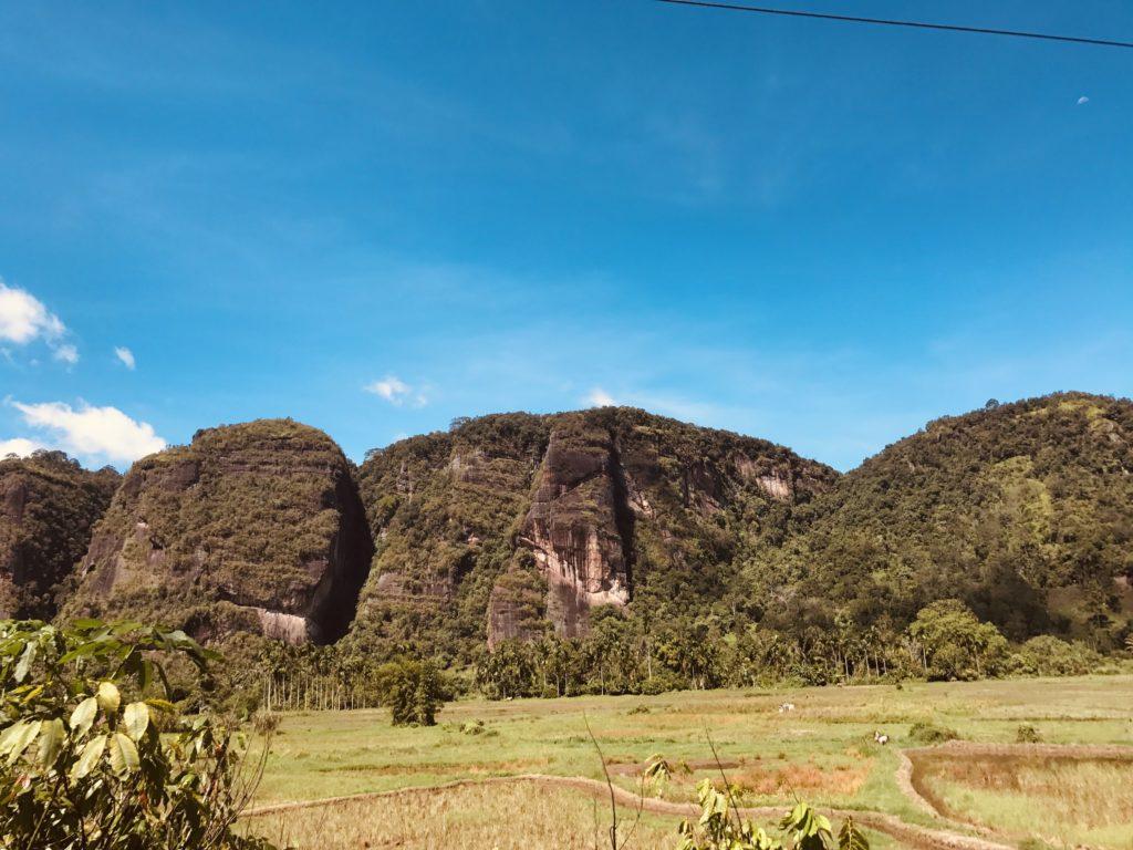 Harau Valley auf der Entdeckungstour von Sumatra auf eigene Faust