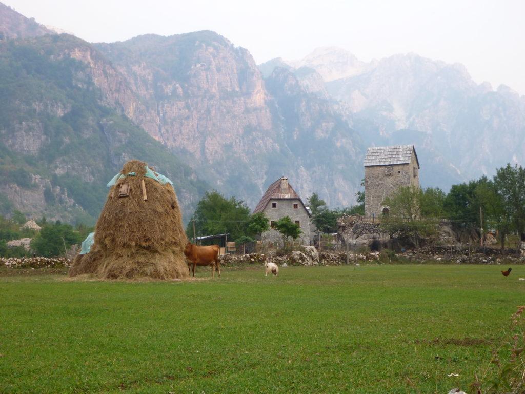 Theth - mein Favorit der Albanien Tipps