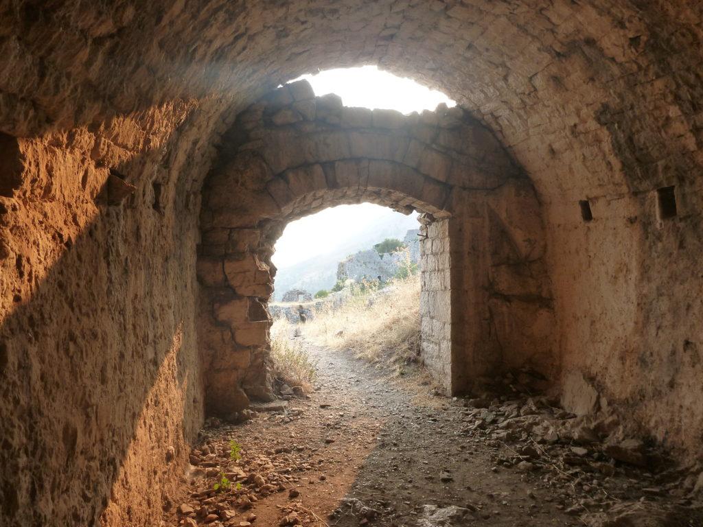 Rozafa Burg als Albanien Tipp