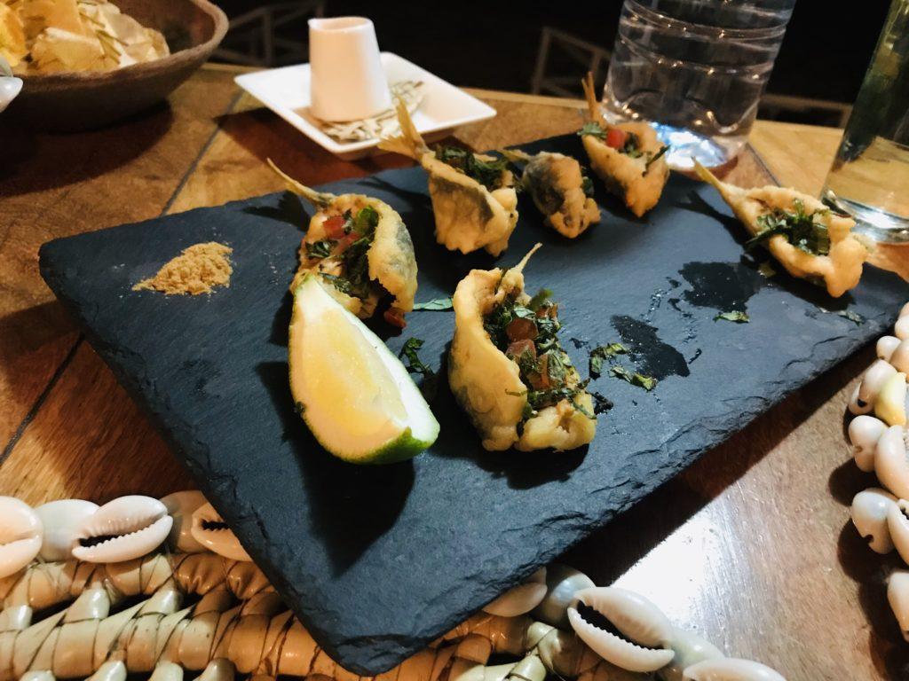 Speisen in Green Turtle